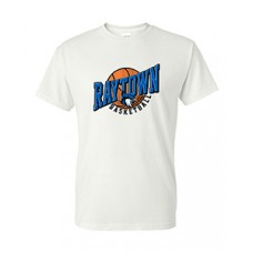 Raytown BB Dry-Blend T-Shirt (White)