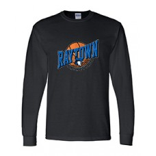 Raytown BB Dry-Blend Long Sleeved T-Shirt (Black)