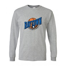 Raytown BB Dry-Blend Long Sleeved T-Shirt (Sport Grey)